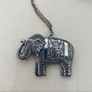 Jewelry - Statement Elephant Pendant